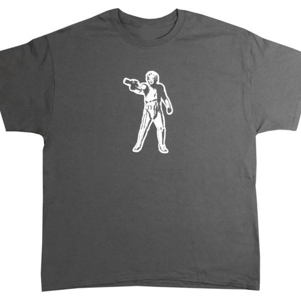 storm monroe t-shirt (dark gray)
